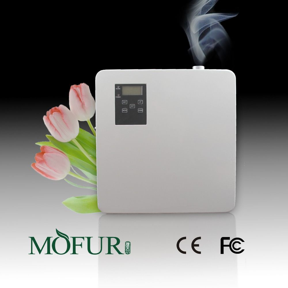 5,000 cbm Scent air machine, scent diffuser machine, ionizer air purifier 110v/220v/240v air freshener for homes sterilize