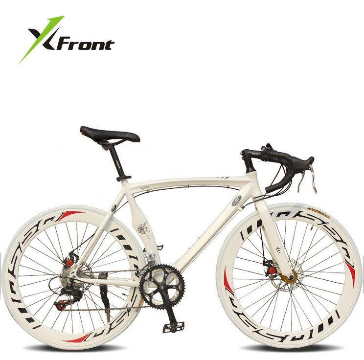 Original X-Front marke Biegen autobahn scheibenbremse 700c 14 geschwindigkeit rennrad aluminiumlegierung bicicleta rennrad