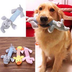 1 PCS animais brinquedo da mastigação do cão gato bonecas de pano brinquedos cantar o pau de sustentabilidade do cão acessórios para animais de estimação de produtos de alta qualidade p666