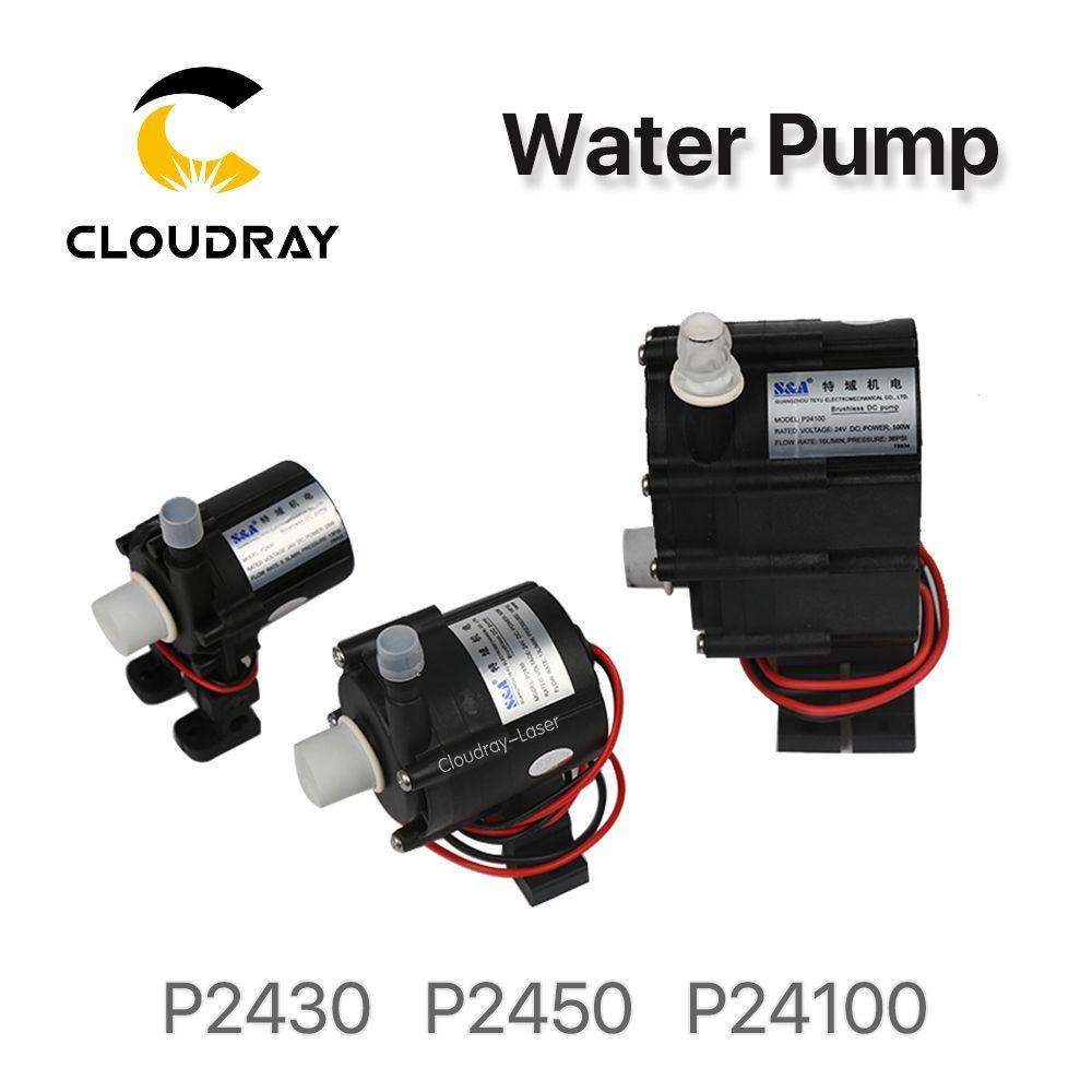 Cloudray Wasser Pumpe P2430 P2450 P24100 für S & A Industrielle Chiller CW-3000 AG (DG) CW-5000 AH (DH) CW-5200 AI (DI)