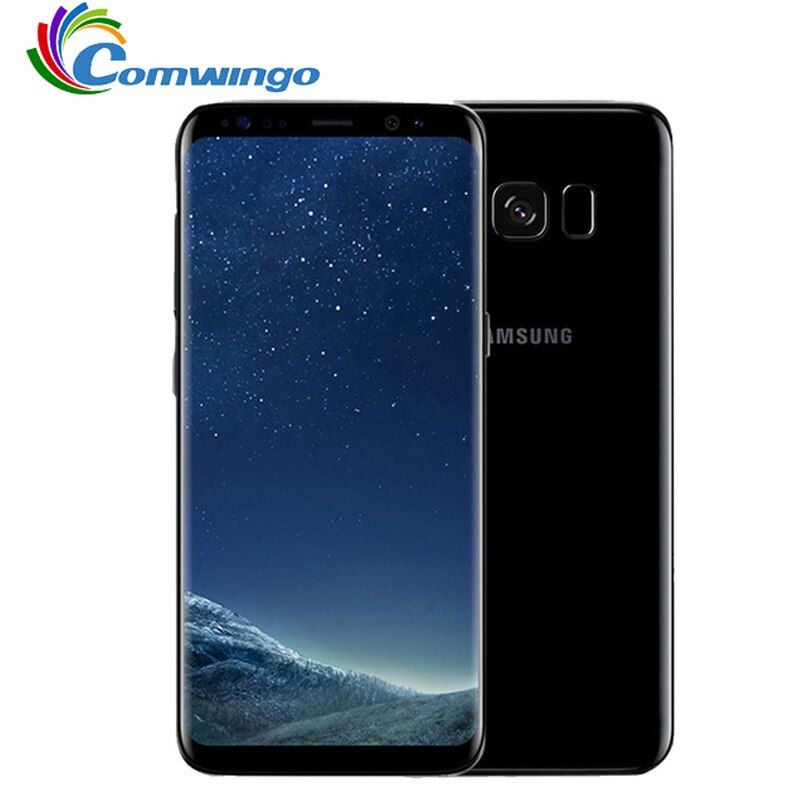 Original Samsung Galaxy S8 Plus SM-G955U 4GB RAM 64GB ROM 6,2