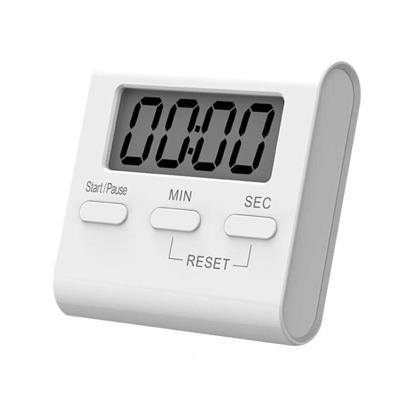 Electronics Timer Cooking Kitchen Remind Large Screen Special-purpose Oven Frying Plastic
