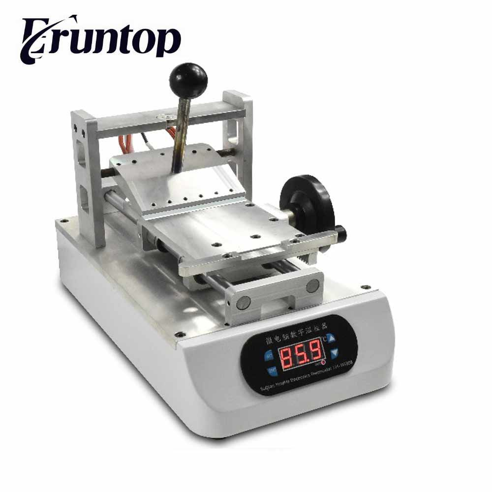 High Quality for iPhone 7 7Plus MT LCD OCA Glue Polarizer Remover Removing Machine