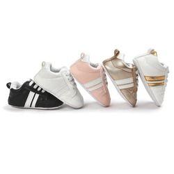 Nuevo romirus bebé mocasines antideslizante pu cuero primeros caminante suela blanda recién nacido 0-1 años zapatillas marca de zapatos de bebé