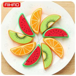 1Pc 3m Cute Fruit Correction Tape Sweet Watermelon Orange Corrector Tape For Kids Office School Supplies Creative Stationery