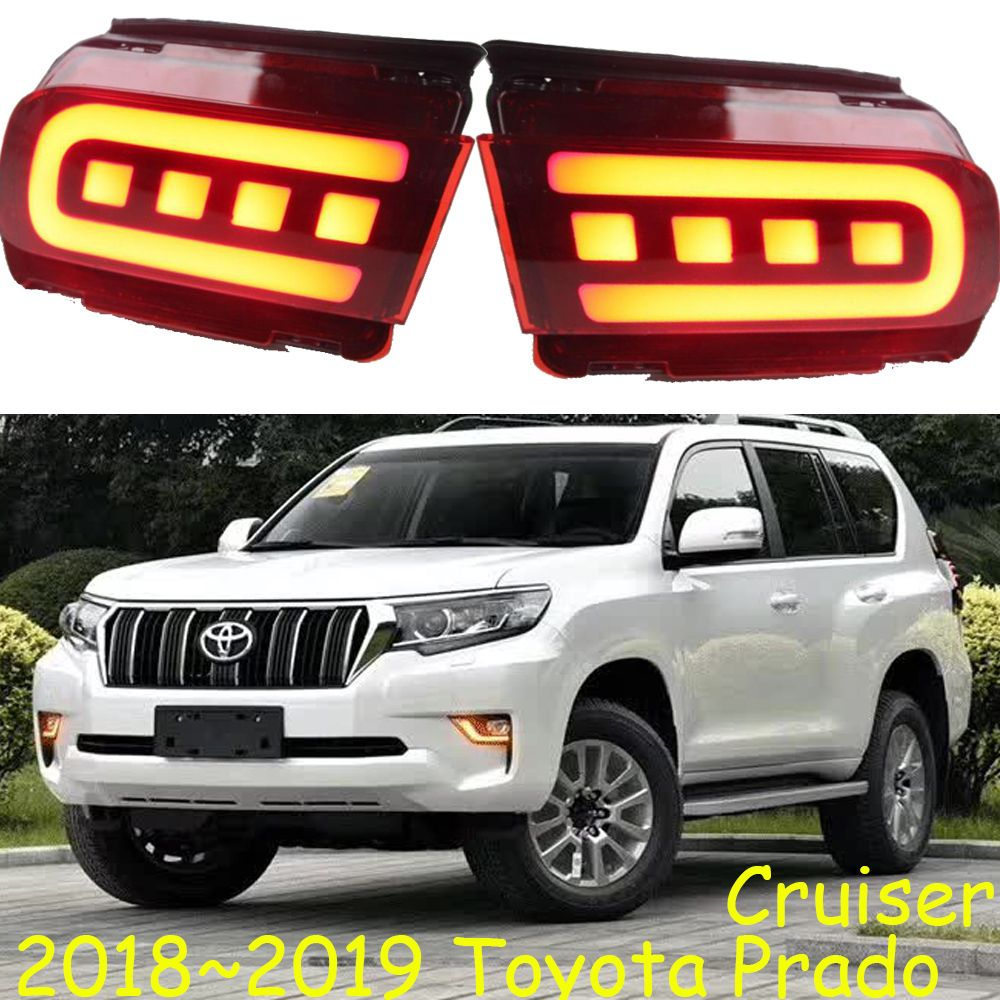 car accessories,Prado,cruiser breaking light,2018~2019,motorcycle,CHR,Free ship!VIGO,LED,Prado rear light,Prado taillight