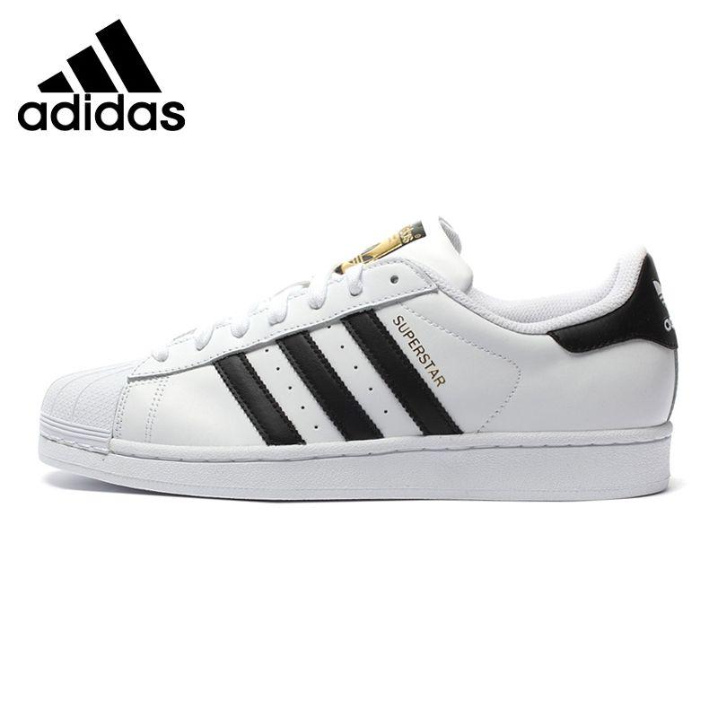 Original New Arrival 2017 Adidas Originals Superstar Classics Men's Skateboarding Shoes Sneakers