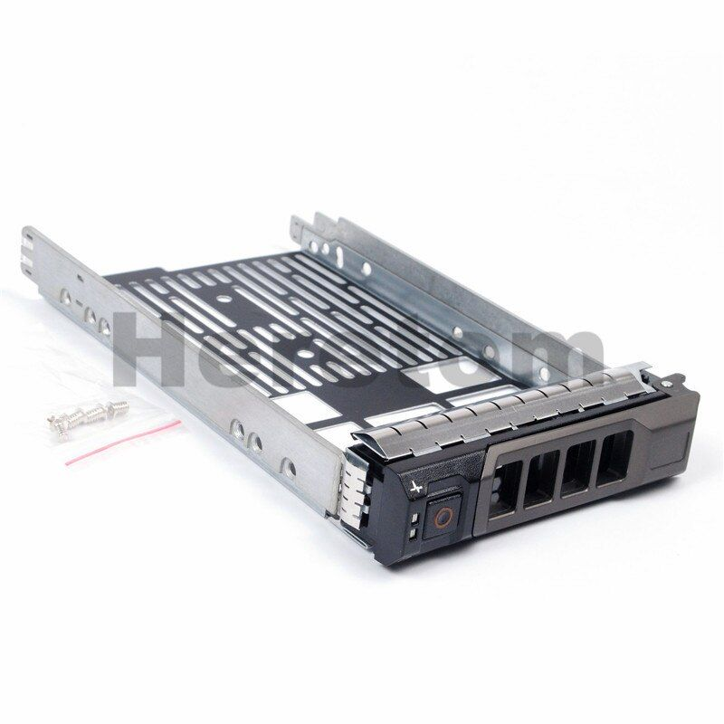 Heretom F238F 3.5 SAS/ SATA Enclosure HDD Caddy For Server R710 R610 R410 T710 T61 T610 0F238F G302D X968D
