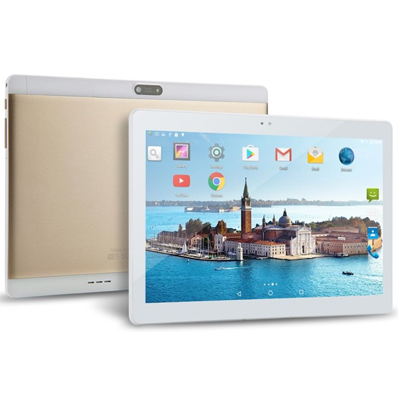 Newest 10 inch 4G LTE Phone call Octa Core 4GB RAM 32GB ROM android 10.1 tablet PC 32GB 1280*800 IPS Wifi Video Tablets 10.1