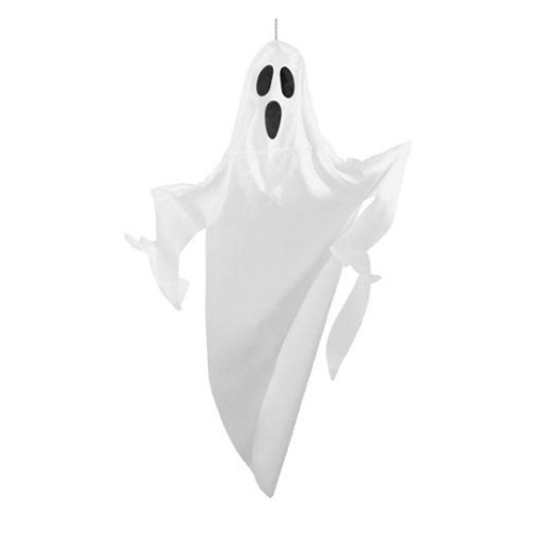 7 pieds 213 cm de hauteur fantasmagorique pendaison fantôme tissu Halloween accessoires