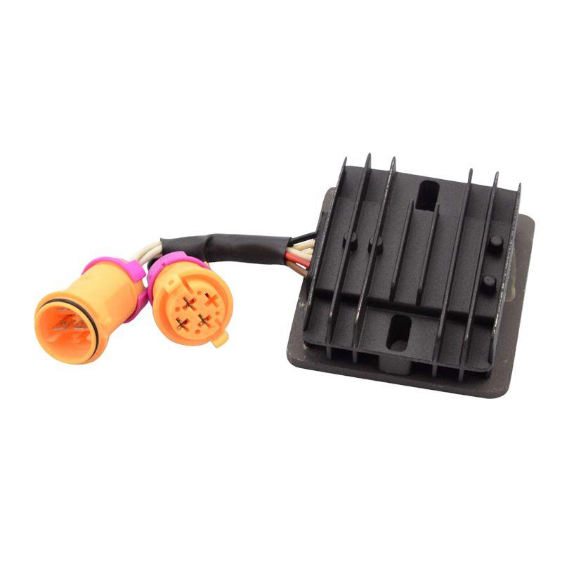 Goofit 6 wire Double Plug Voltage Regulator for JIANSHE 250cc ATV H055-011