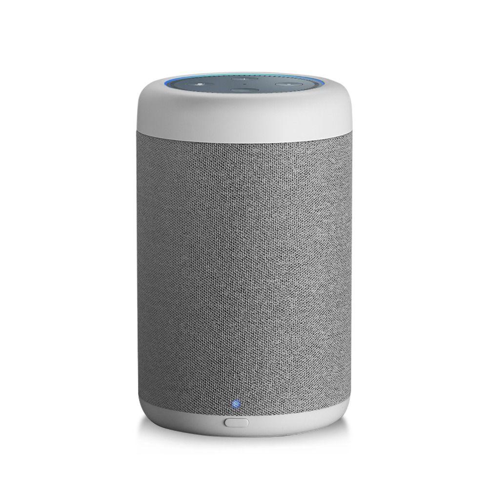 GGMM D6 Portable Speaker for Amazon Echo Dot 2nd Gen 20W Powerful With 5200mAh Battery for Alexa Speaker (Dot Sold Seperately)