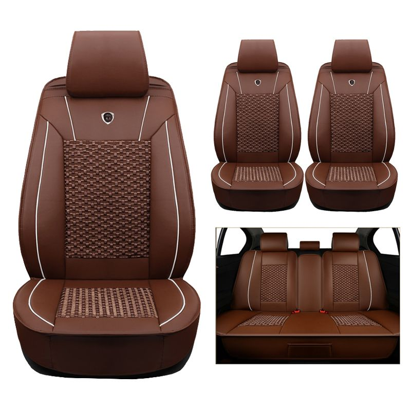 Seat Covers & Supports For Citroen C4 Aircross C3 C5 C6 Car Crossovers Sedans Auto Interior Styling Decoration Protect NEW 2017