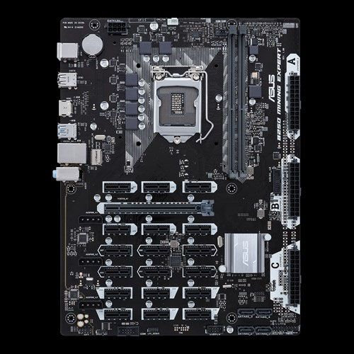 ASUS 19 graphics board B250 MINING EXPERT,Not much inventory, the last batch of before Chinese New Year
