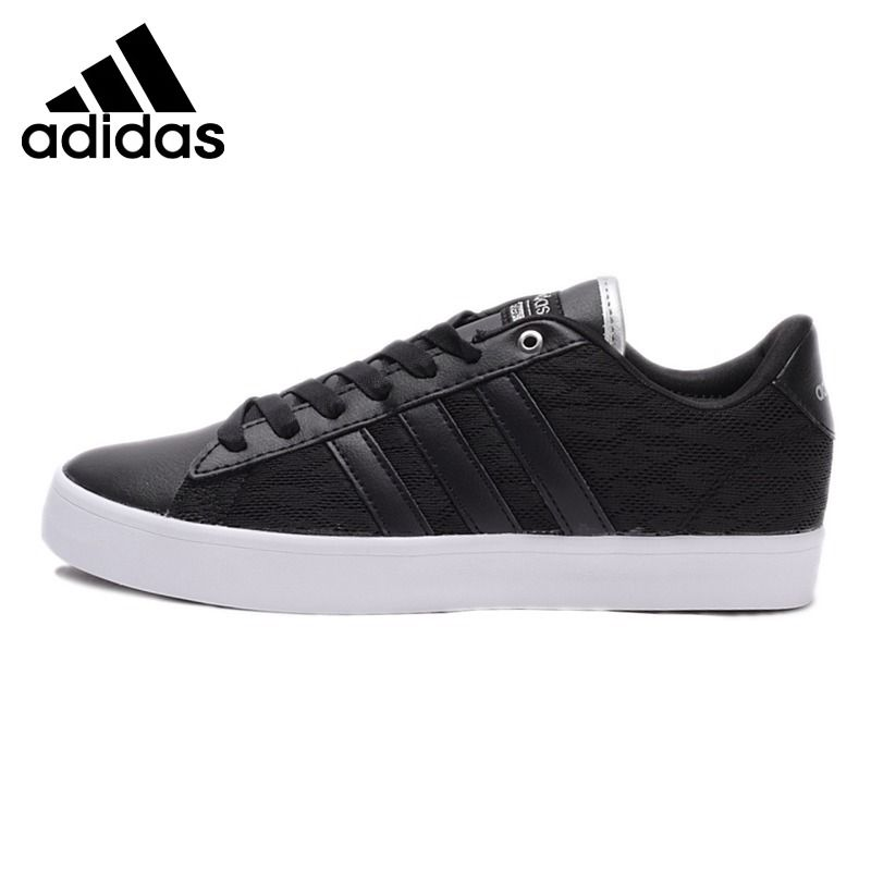 Original New Arrival 2017 Adidas NEO Label CLOUDFOAM DAILY QT LX Women's Skateboarding Shoes Sneakers