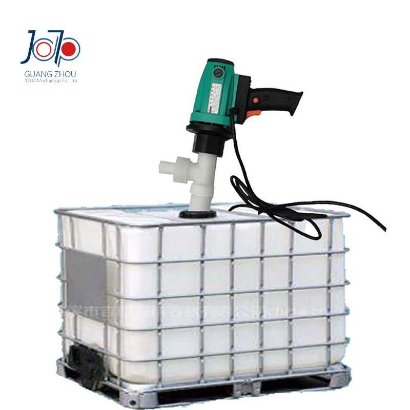 1.1KW Chemische Korrosion Beständig Öl Transfer Pumpe RPP Kunststoff Barrel Pumpe Salzsäure/schwefelsäure Elektrische Flüssigkeit Pumpe