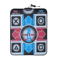 Non-Slip Dance Pad Dance Mats USB Dance Mat Dancer Blanket To PC With USB For Bodybuilding Fitness Anti-slip Dance-Pad With a CD