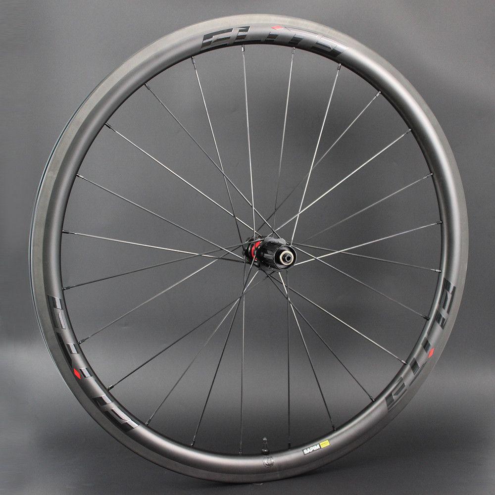 Elite KÖNIG DT Schweizer 240 S Carbon Fahrrad Rad 30 38 47 50 60 88mm 700c Rennrad Laufradsatz tubular Klammer Tubeless Ready