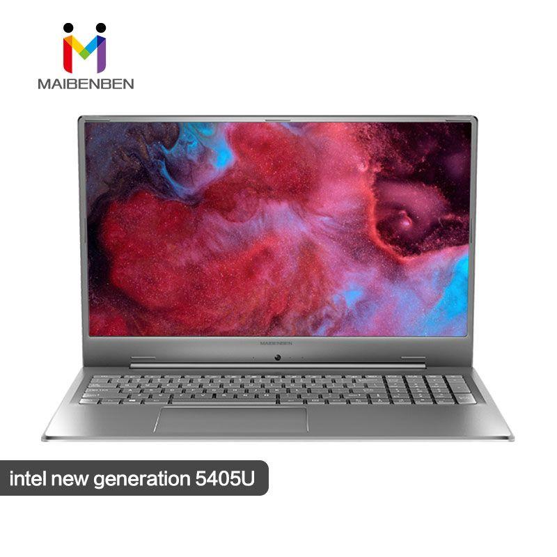 MAIBENBEN XIAOMAI 6 Plus 17,3 intel Pentium 5405U/NVIDIA MX250 Grafikkarte/Silber Super Screen Mode Notebook spiel Laptop