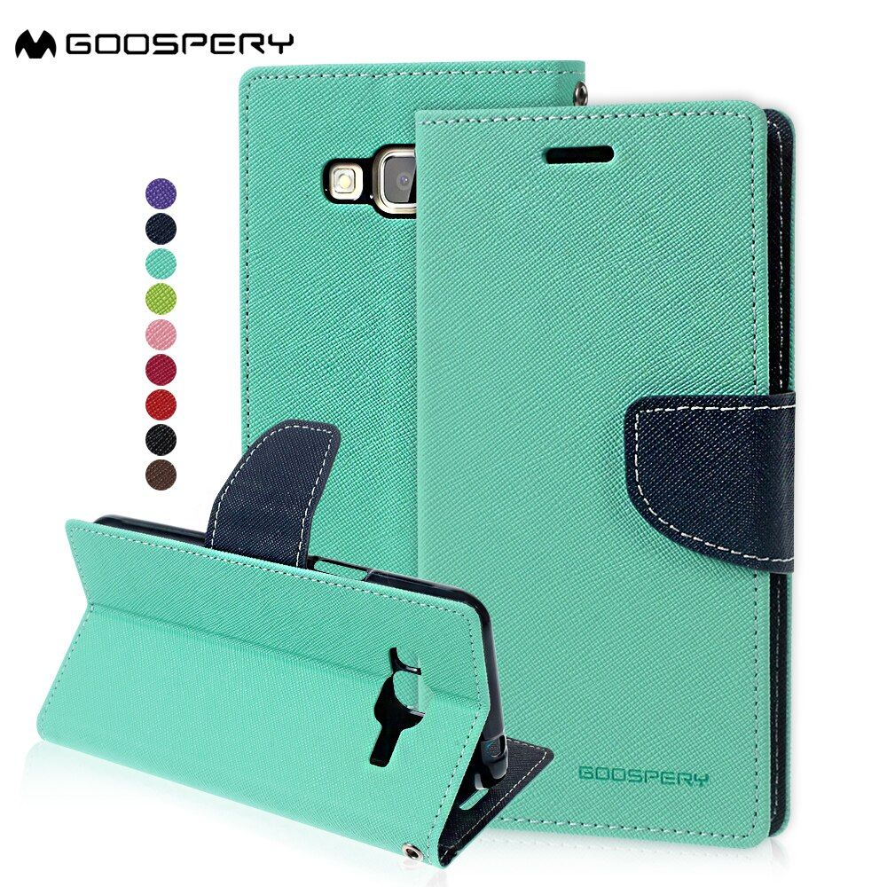 GOOSPERY for Galaxy j3 2016 Case Leather Original Fancy Diary Phone Cover Bag for Samsung Galaxy J 3 2016 Funda Coque Cases