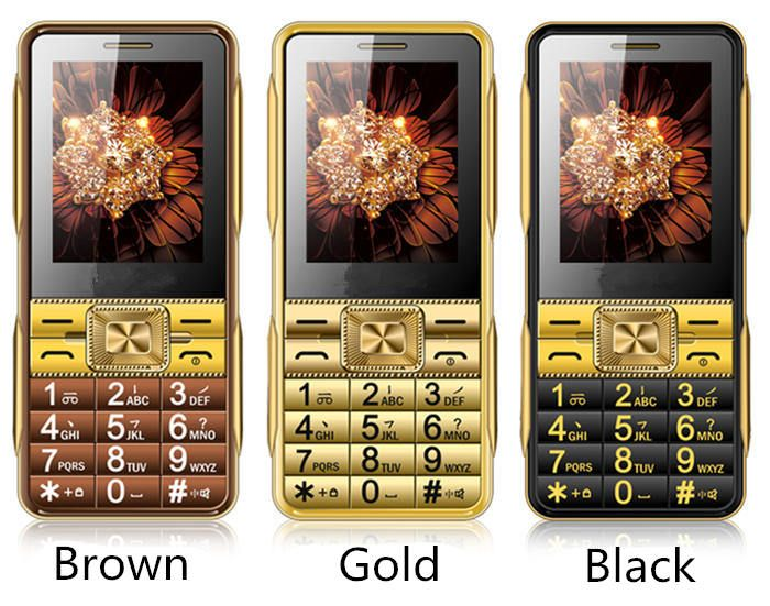 Super Loud Vocie A19 Dual Sim 2.6'' Touch Screen With Vibration Large Font Big Battery 6800mah Mobile Cell Phone