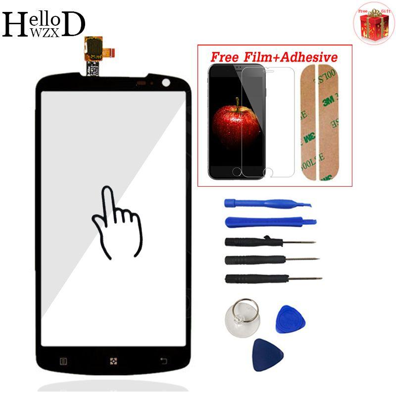 5,3 ''Für Lenovo S920 S 920 Touch Screen Glas Digitizer Panel Frontglas Objektiv Sensor Werkzeuge Kleber + Displayschutzfolie geschenk