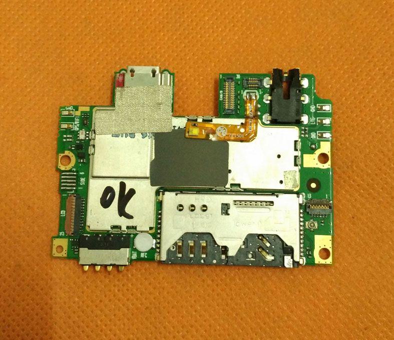 Verwendet Ursprünglichen Motherboard 2G + 16G mainboard Für THL 2015 Telefon 4G LTE FDD 5,0 FHD 1920x1080 MTK6752L Octa Kern Kostenloser versand