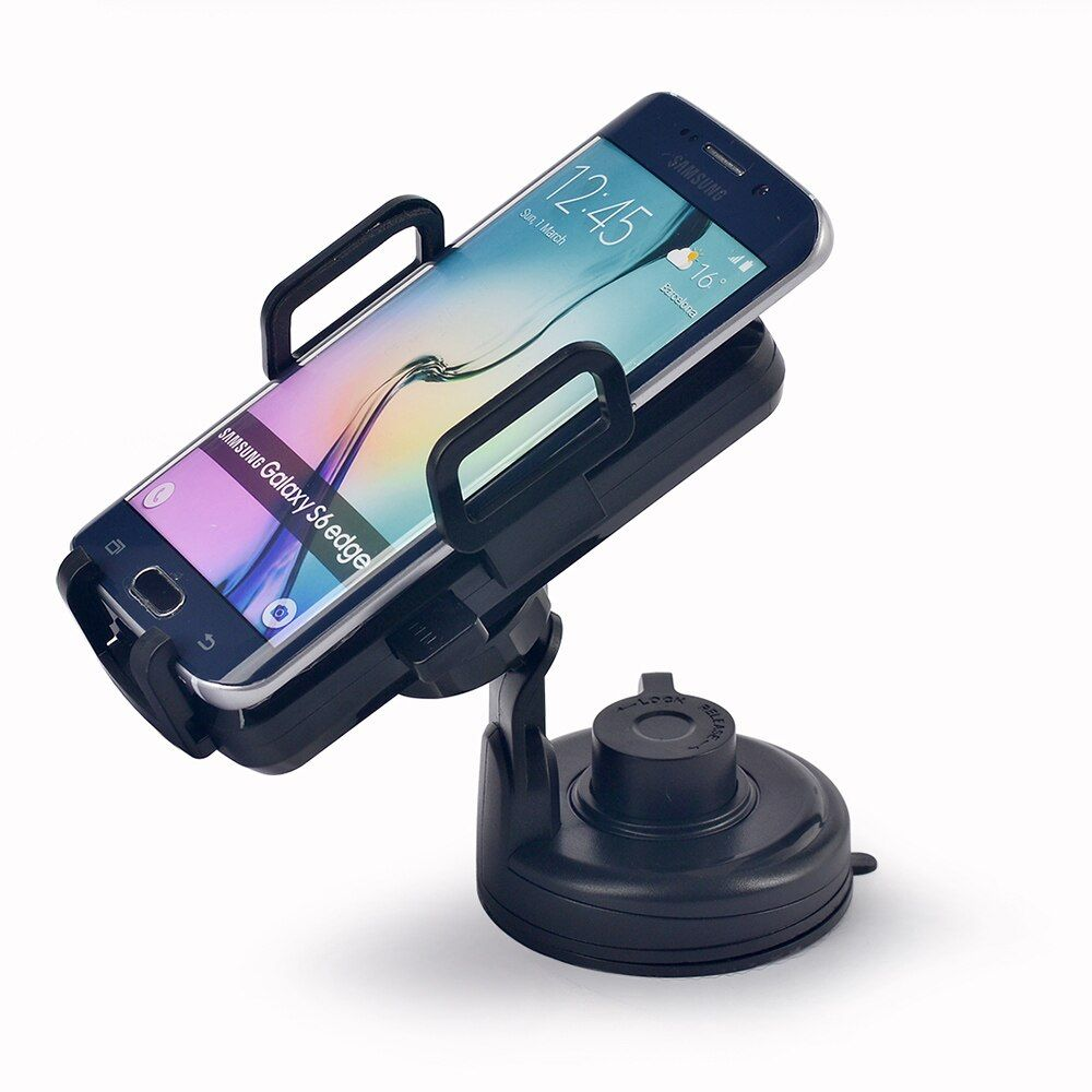 Itian Qi Car Wireless Charger For iPhone 8 iPhone 8 plus iPhone X Samsung Note8/S8/S8+/S7/S7 edge/Note5/S6 Car Charger