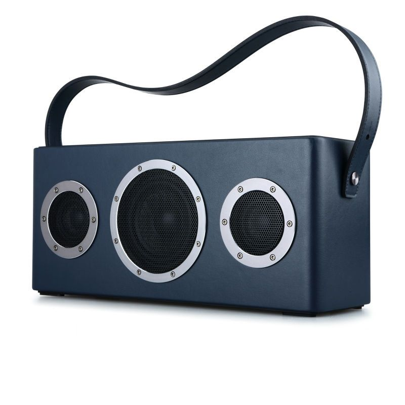 GGMM M4 Drahtlose WiFi Lautsprecher Tragbare Bluetooth Lautsprecher Metro Audio Schwere Bass-Sound für iOS Android Windows Mit MFi zertifiziert