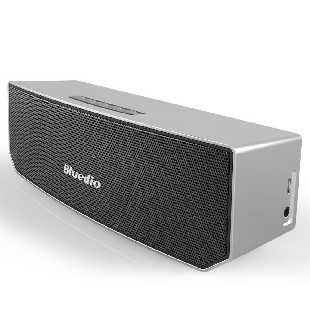 Bluedio BS-3 (chameau) Mini Bluetooth Haut-parleurs Système Audio Portable Haut-Parleur 3D Stéréo Musique Sound Box de Haute Qualité