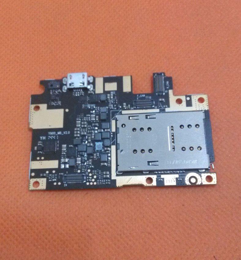 Used Original mainboard 2G RAM+16G ROM Motherboard for UMI Zero 5.0