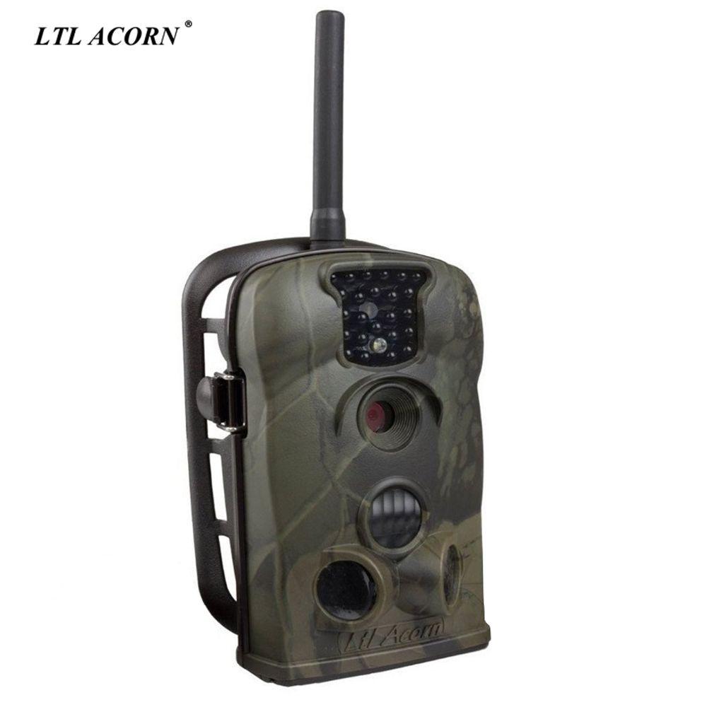 LTL ACORN 5210MG 940NM Photo Traps MMS GPRS GSM Wild Camera Traps 12MP HD Hunting Camera IR Trail Waterproof Scouting Camcorder