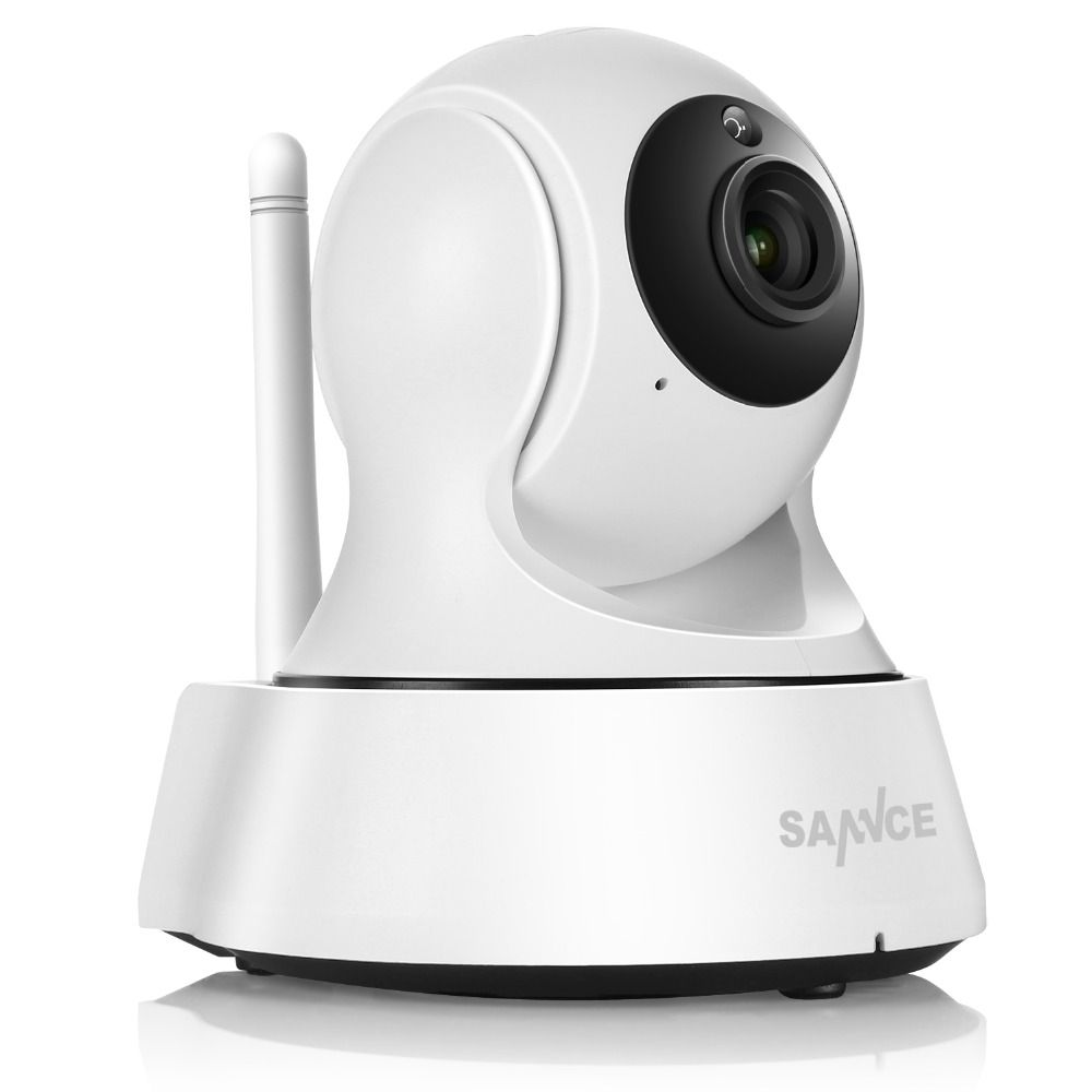 Mini HD Wireless IP Camera Wifi 720P Smart IR-Cut Night Vision P2P Baby Monitor Surveillance Onvif Network CCTV Security Camera