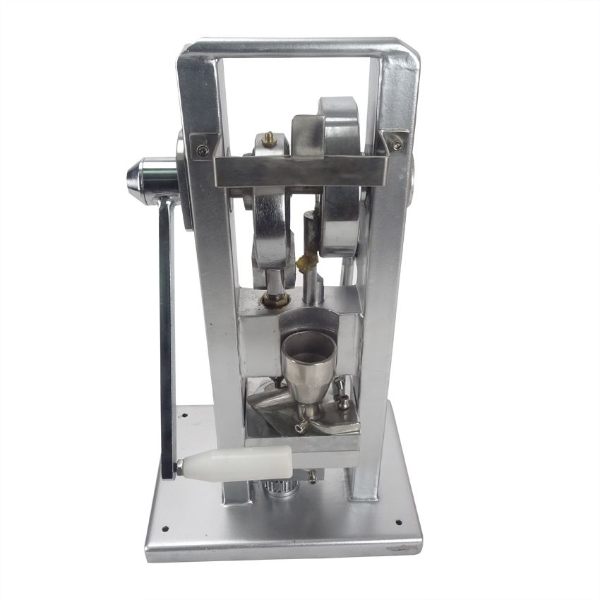 Manual Single punch tablet press/pill press machine /pill making /(lightest type) TDP-0hand-operated mini type 20KG