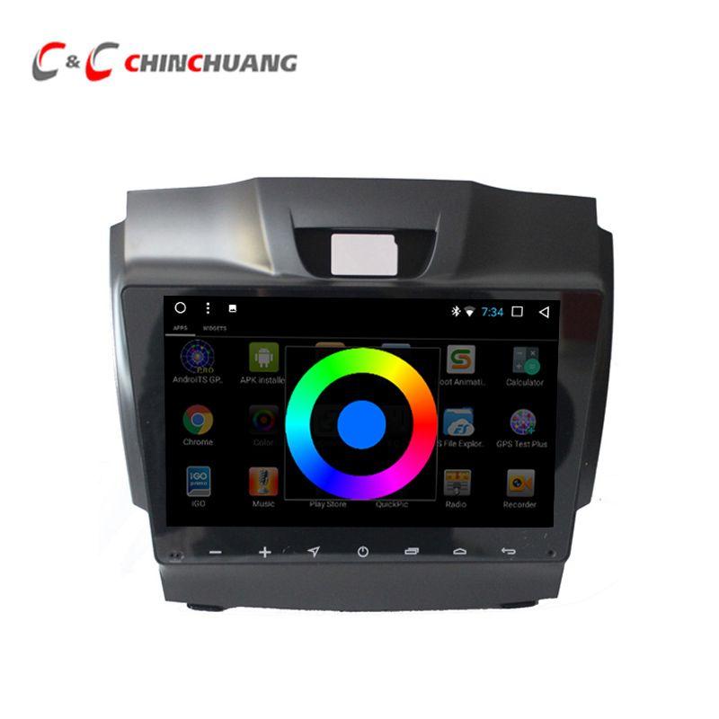 Updated ! Octa-core 2G RAM 32G ROM T8 Android 8.1 Car DVD Player Radio for Chevrolet S10 Trailblazer Colorado Isuzu MU-X D-max