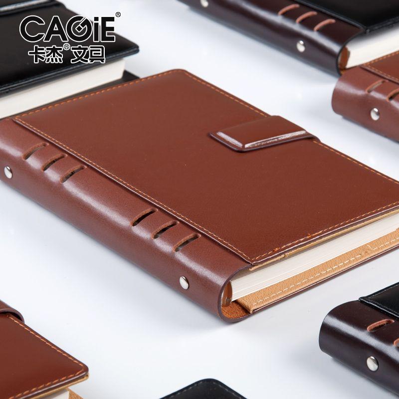 Planificateur 2018 vintage note livre en cuir a5 a6 reliure à anneaux notebook filofax cuaderno d'affaires logo personnaliser diario personnels