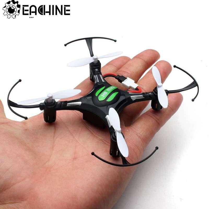 Eachine H8 Mini Sans Tête hélicoptère rc Mode 2.4G 4CH 6 Essieu quadcopter rc RTF télécommande jouet pour enfant Présent VS JJRC H36
