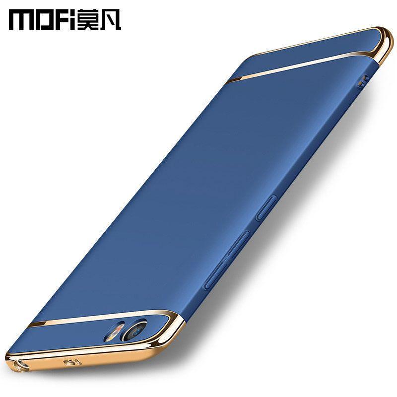 Xiaomi mi5 housse de protection xiaomi mi 5 coque arrière rigide de protection téléphone capas MOFi original xiaomi mi5 pro coques et housses 5.15