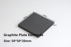 Piring Kosong EGP505020 Untuk Elektroda untuk EDM grafit & Anoda piring, GRATIS SHIPING 1 piece