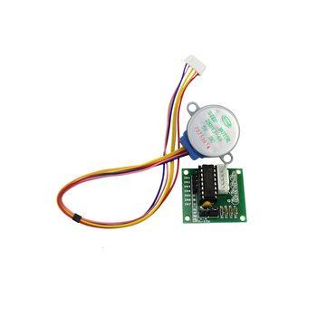 Intelligent Électronique 28BYJ-48 5 V 4 Phase DC Vitesse Moteur pas à pas + ULN2003 Pilote Conseil pour arduino DIY Kit