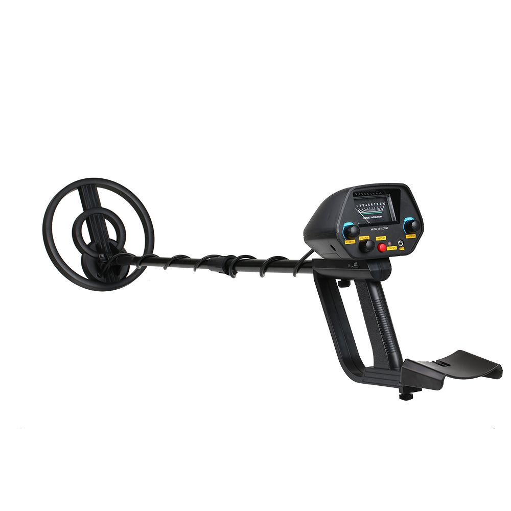 High Sensitivity Underground Metal Detector Professional underwater search gold Digger MD-4080 Searching Treasure Hunter Finder