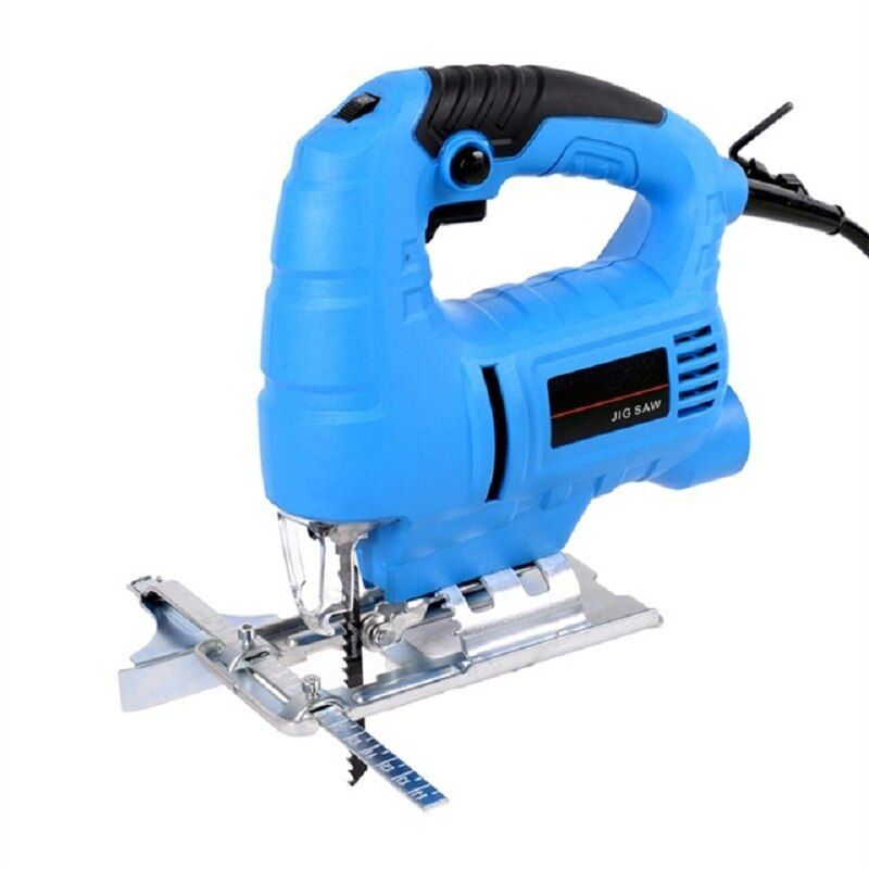 710 watt 6 Geschwindigkeit Einstellbar Jig Sah Elektrische Säge Multifunktions Kettensäge Hand Sägen Schneiden Maschine Holz Holzbearbeitung Power Tools