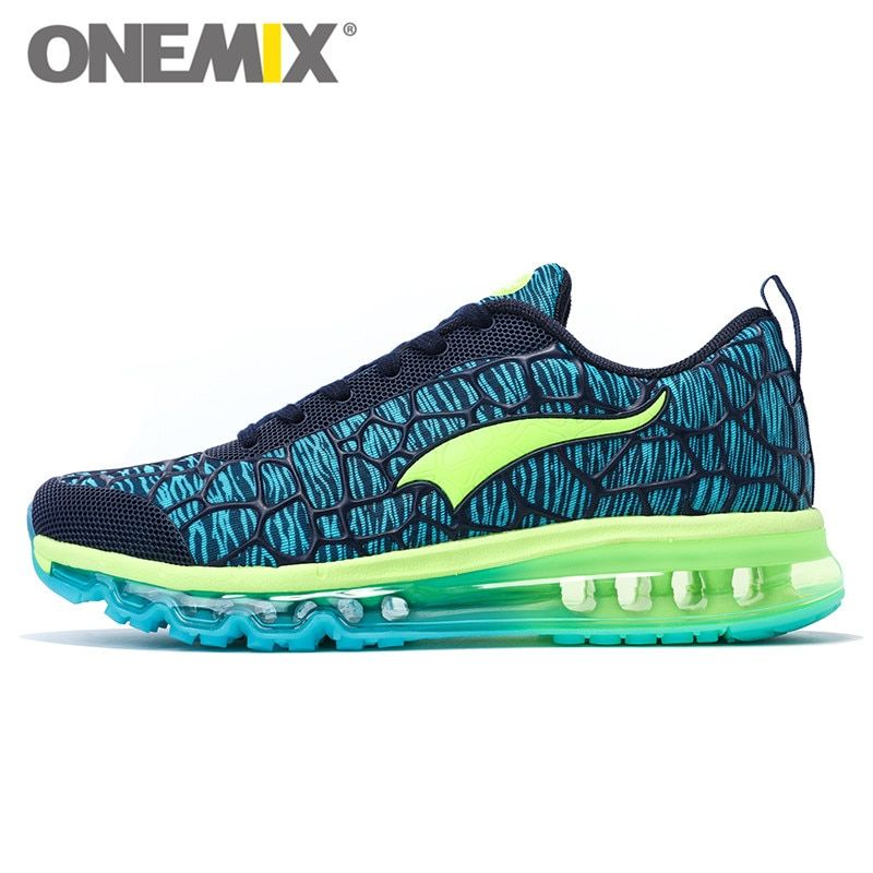 onemix New Men Air <font><b>Running</b></font> Shoes for Women Brand Breathable Mesh Walking Sneakers Athletic Outdoor Sports Training Shoes