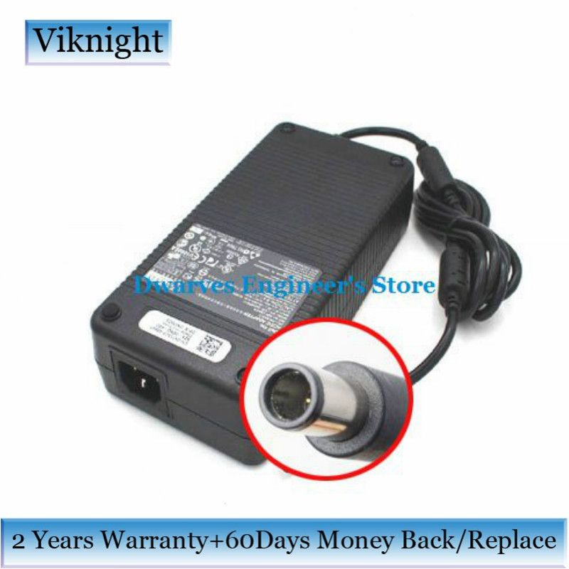 Echte 19,5 V 16.9A 330 Watt AC Adapter für Dell Laptop Adapter LIENWARE M13 M15 M17 M18 M17X M18X X51 ADP-330AB B Ladegerät