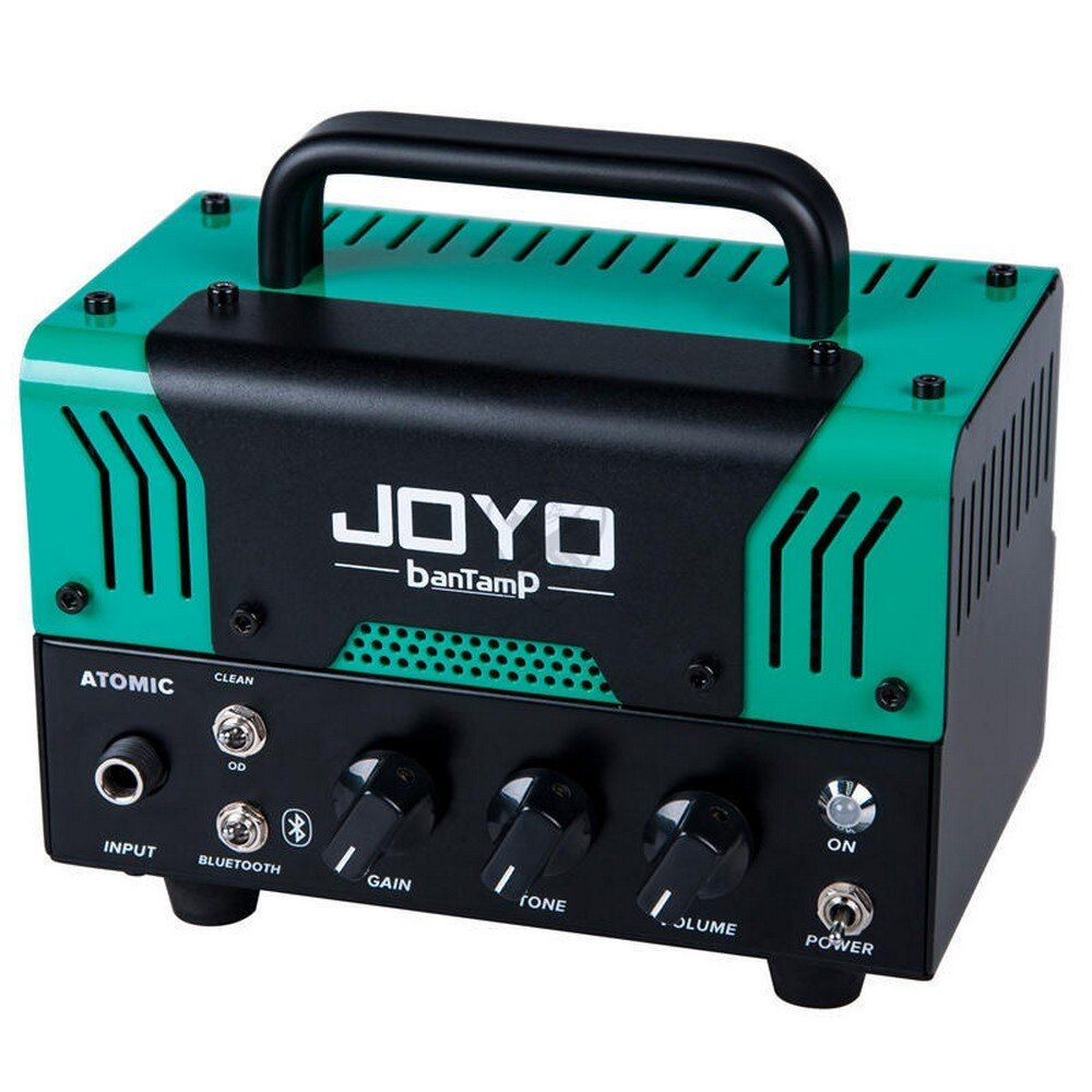 JOYO Guitar Amplifier Tube Speaker Bluetooth banTamP Small Monsters 20W Dual Channel Preamp AMP Electric Bass Guitar Accessories