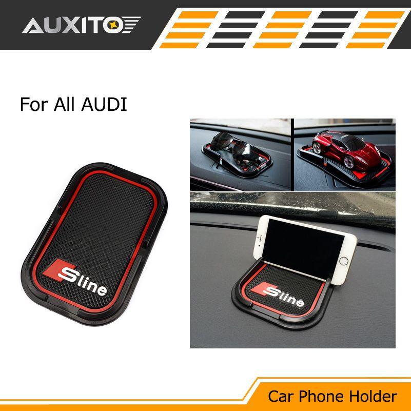 Автомобильный телефон GPS держатель Поддержка Навигационная кронштейн держатель Автомобильный Интимные аксессуары для Audi A3 A4 b5 b6 B8 A1 A5 A7 A6 c5 ...