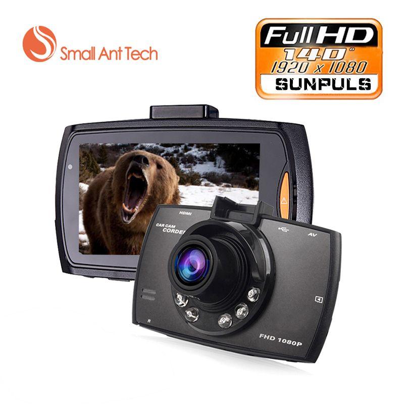 Mini 2.7 Full HD 1080 p Car DVR 140degre <font><b>Wide</b></font> Angle TFT LCD Car dvrs Dash Camera Video Cam Recorder Night Vision G-Sensor Black