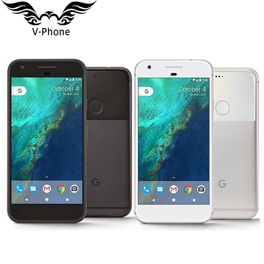 5 inch Google Pixel EU Version Smartphone 4GB RAM 32GB 128GB ROM Snadragon Quad Core Android New Original Mobile Phone