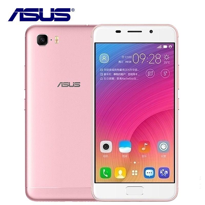 ASUS Zenfone Pegasus 3s Max ZC521TL 64GB ROM 3GB RAM 5.2 inch <font><b>Android</b></font> 7.0 Fingerprint 13MP 5000mAh 4G LTE Octa Core Mobile phone