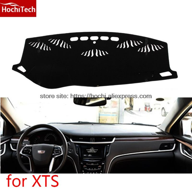 Dashboard matte Schutzhülle pad Schatten Kissen Photophobism Pad auto styling zubehör für cadillac XTS